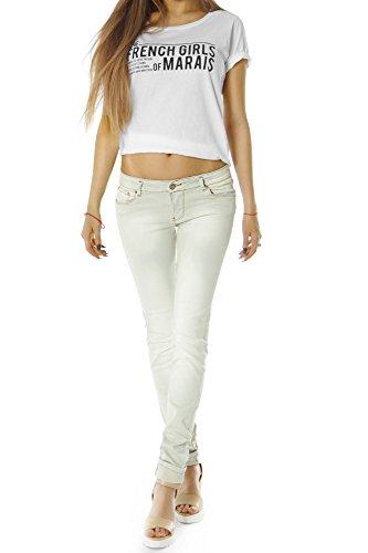 Bestyledberlin jean j05ab jean femmes pantalon Gris Clair skinny pour en ZrO1aqxZ