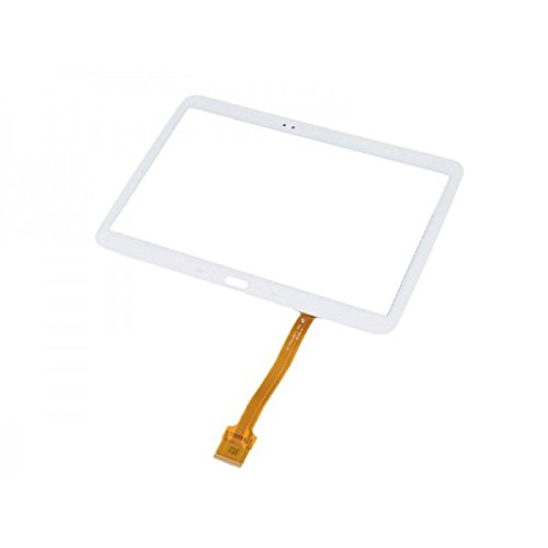ePartSolution-OEM Samsung Galaxy Tab 3 10.1 P5200 P5210 White Touch Screen Digitizer Panel Glass Replacement Part USA Seller (Lcd For Samsung Tab 3)