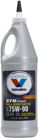 Valvoline 975 12 75W 90 Synthetic Motor