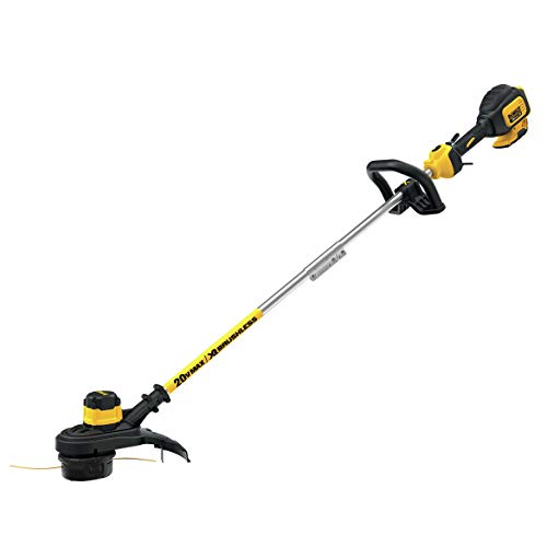"DEWALT DCST920B 20V MAX Lithium-Ion XR Brushless 13"" String Trimmer (Bare Tool)"