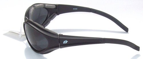 Birdz Raven Smoke Sunglasses Motorcycle Vespa ATV 4 for sale  Delivered anywhere in Canada