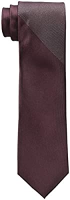 Calvin Klein Men's Glitter Panel Tie