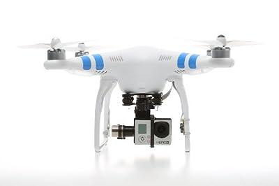 New DJI Phantom 2 + Zenmuse H3-3d Gimbal GPS UAV Rc Quadcopter Drone 2.4ghz
