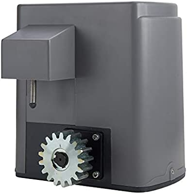 Hiram 280W Motor para Puertas Correderas Capacidad de 600kg Abridor de Puerta Inteligente con Control Remotos Abridor para Puerta Corredera (280W): Amazon.es: Bricolaje y herramientas