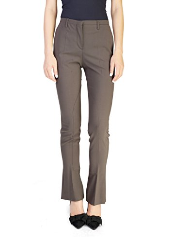 Prada Women's Polyester Wool Blend Pants - Prada For Clothing Women