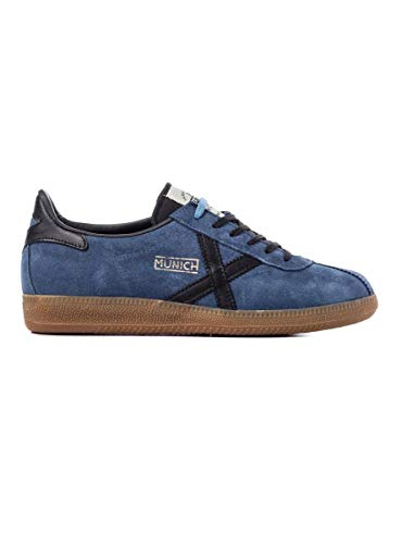Adulte Mixte Basses Munich Barru Sneakers tIxTqqA4w