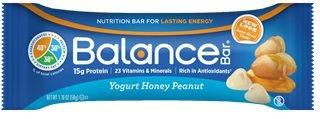 Balance Bar Honey Peanut 6 ct