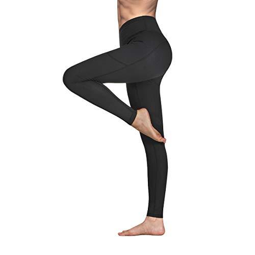 Gimdumasa Pantalon Deportivo De Mujer Cintura Alta Leggings Mallas Para Running Training Fitness Estiramiento Yoga Y Pilates Gi188
