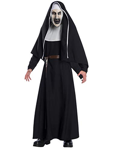 Rubie's Men's Movie The Nun Deluxe Costume, as Shown, -