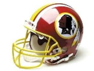 (Washington Redskins Replica Mini Football Helmet)