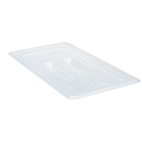 Cambro 20PPCH Half Size Translucent Food Pan Cover with Handle