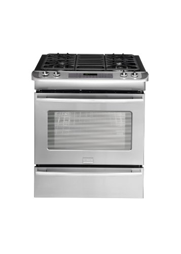 Frigidaire Fpgs3085kf 30 Quot Slide In Gas Range Stainless