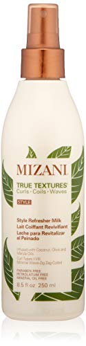 MIZANI True Textures Style Refresher Milk, 8.5 fl. (Curl Enhancing Lotion)