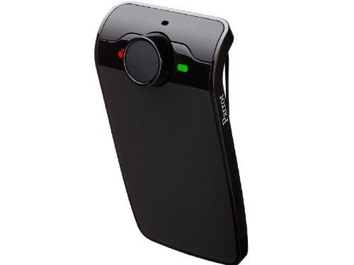 (Parrot Minikit with Bluetooth Speakerphone - Retail Packaging - Black)