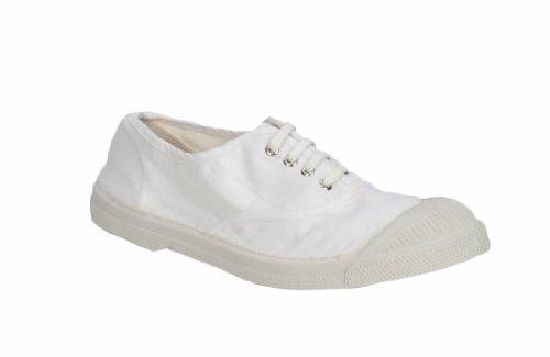 8d745827843537 Bensimon - H15004c15113 - Tennis Lacet - - Homme - Blanc (Blanc 101) - 45  EU: Amazon.fr: Chaussures et Sacs