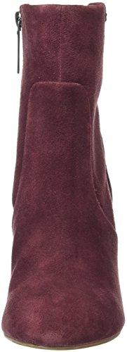 Pepe Jeans Dylan, Stivali Donna Rosso (Rot (Burgundy 299))