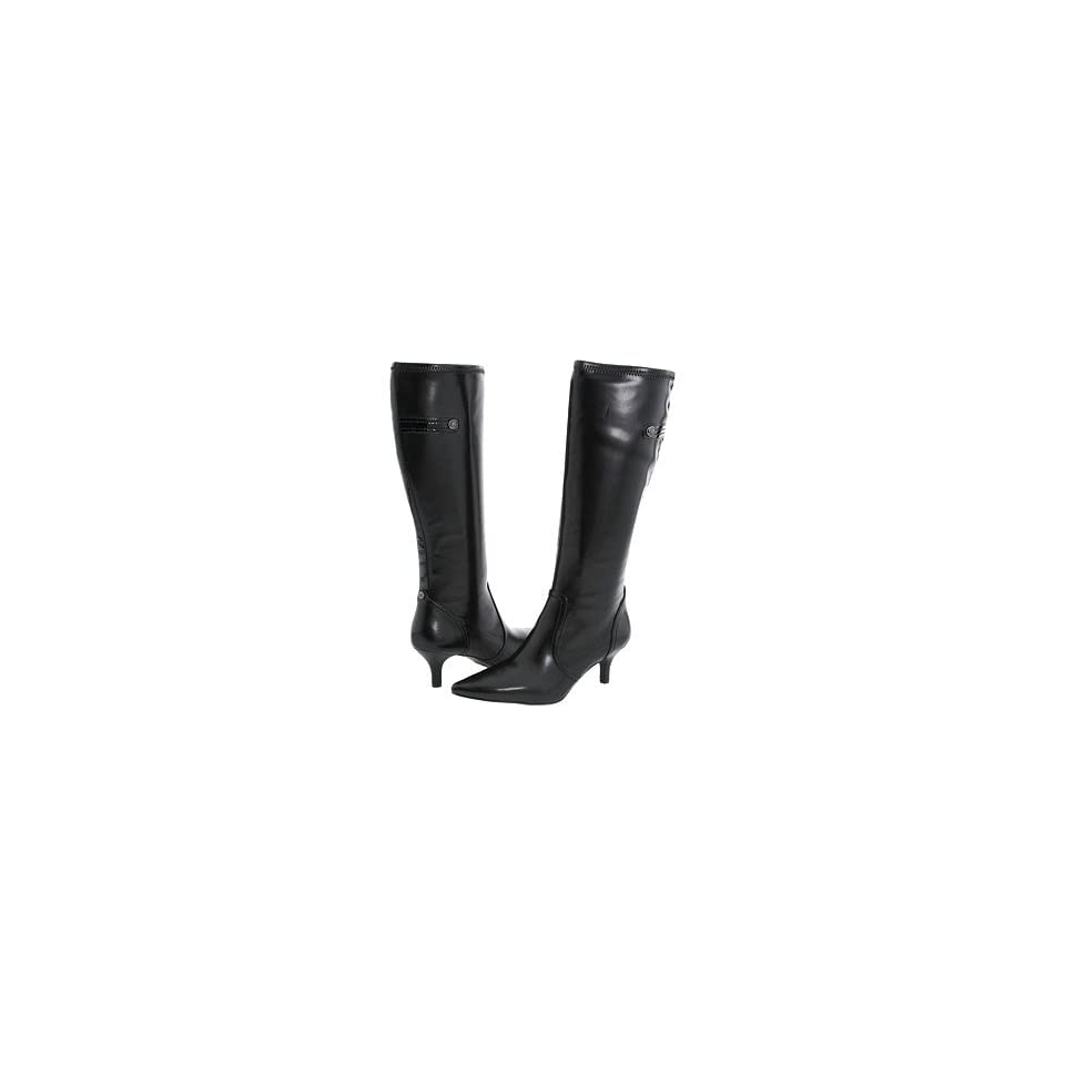 AK Anne Klein Womens Dirk Knee High Boot