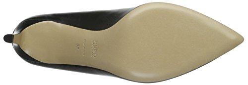 Negro 10191370 Mujer de 01 Hellia Zapatos HUGO para Tacón 001 Black 5pa8qx0w