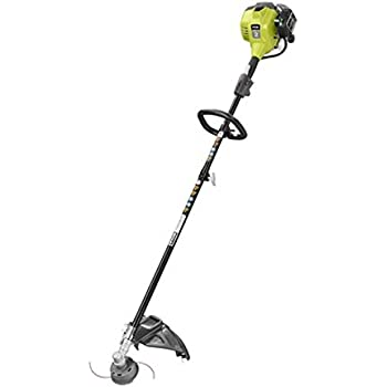 """Ryobi RY253SS 25cc Straight Shaft 18"""" Lawn Grass Weed Trimmer 2 Cycle Gas Power"""