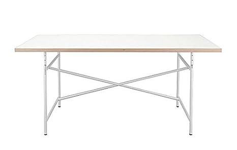 IDIMEX mesa escritorio 120 x 70 cm muñeco de huevos tablero blanco ...