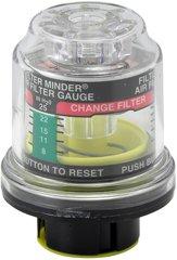 Baldwin AFG38D Remote Mount Air Filter Restriction Gauge