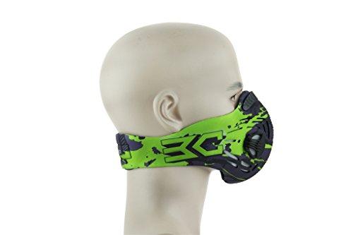 Skysper- Ventil Staubmasken Feinstaubmaske Atemschutzmaske Staubmaske filter für atemschutzmaske