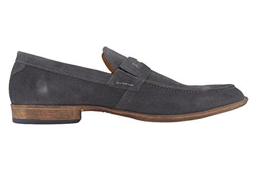 FRETZ men Avion - Herren Mokassin - Blau Schuhe in Übergrößen
