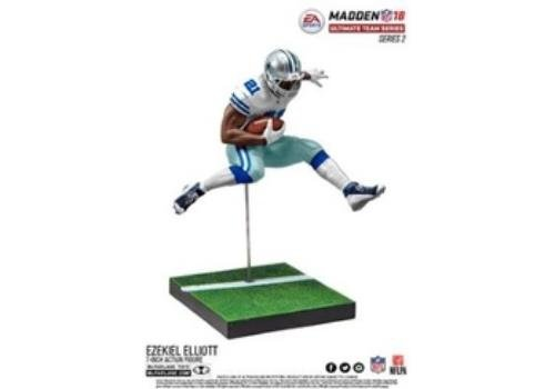 McFarlane NFL Madden 18 Ultimate Team Series 2 EZEKIEL ELLIOTT #21 - Dallas Cowboys Figur Mcfarlane Toys