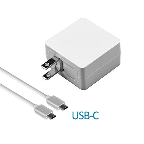 18W USB-C Charger for iPad Pro 12.9 inch (3rd Generation) 11 Inch 2018 New Tablet with 7.5ft Type C AC Power Supply Adapter Cord Charging Cable