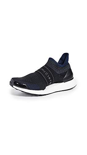 adidas by Stella McCartney Women's Ultraboost X 3D Sneakers, Core Black/Core Black, 8.5 Medium US