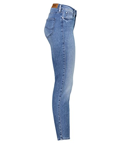 Jeans Jeans Femme Bleached Femme Lee Lee wtwgqxS