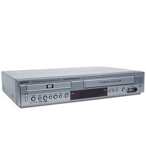 Sanyo DVD & Video Cassette Recorder DVW-5000