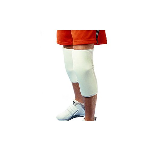 Pro Force Deluxe Knee Pads - White Small #8417 Proforce