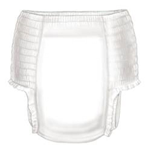 Curity Diaper - Curity Youth Pants Youth Pull-On Diapers Size Extra Large (XL) Pk/13
