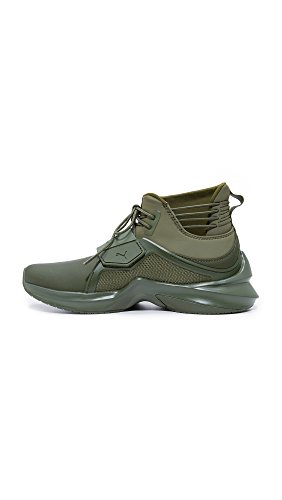 PUMA Damen FENTY X PUMA High Top Trainer Sneaker Zypresse