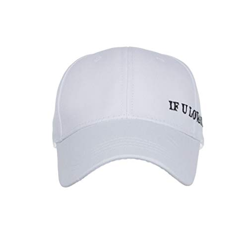 Esharing Womens Mans Cotton Embroidered Unisex Baseball Caps Adjustable ()