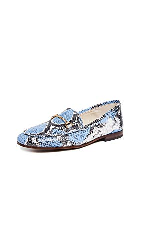 Sam Edelman Women's Loraine Loafers, Cornflower Blue Multi, 4.5 M ()