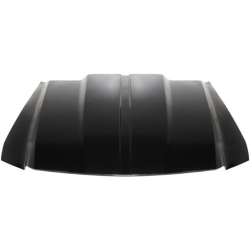 Reverse Cowl Hood (Make Auto Parts Manufacturing - F-250 SUPER DUTY/F-350 SUPER DUTY 99-02/EXCURSION 00-05 STEEL COWL HOOD, Reverse cowl,Primrd,Dual Cowl - REPF130104)
