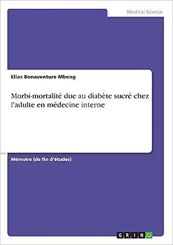 Morbi mortalité due