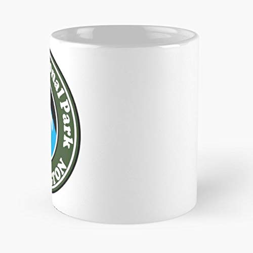 Olympic National Park Washington - Best Gift Ceramic Coffee Mugs