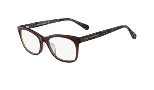 Eyeglasses Diane von Furstenberg DVF 8056 001 BLACK