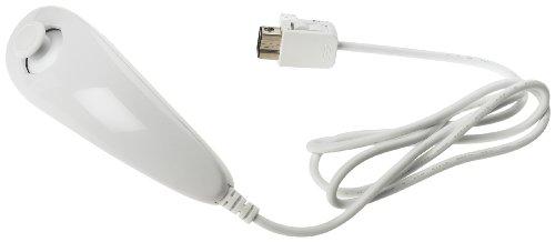 Wii Nunchuk Controller - White