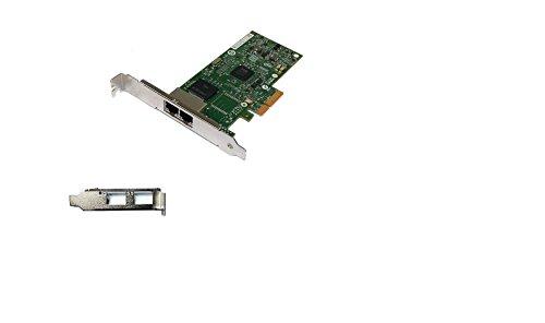 Intel82580 Chipset I340-T2 E1G42HTP1G20 Dual Ports Gigabit Ethernet Server Adapter