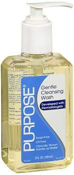 Purpose Gentle Cleansing Wash - 6 oz, Pack of 6