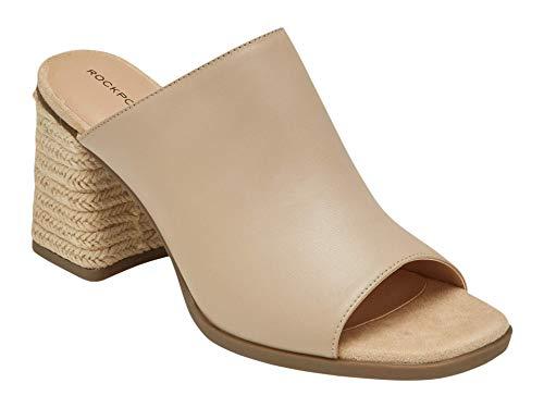 Rockport Women's Slide Espadrille Wedge Sandal