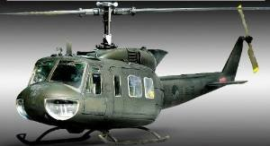 Brand new 1/48 UH-1D/H R.O.K Army Helicopter 12308 – Plastic Model Kit – Free Ship by Pantos Express