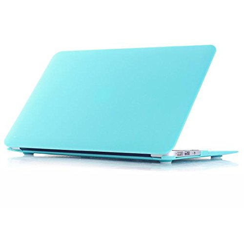 (HQF® Ultra-thin Rubberized Frosted Matte Silky-Smooth Soft-Touch Protective Hard Shell Case Cover for Apple 15-inch MacBook Pro 15.4