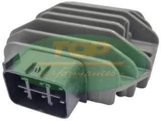 RE00023/_14 REGOLATORE TENSIONE CORRENTE COMPATIBILE CON YAMAHA X-MAX 250 4T 07  09 TOP PERFORMANCE