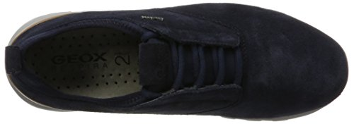 cheap sale geniue stockist outlet pay with paypal Geox Men's U Xunday 2fit a Low-Top Sneakers Blue (Navy C4002) cheap sale for nice 100% guaranteed sale online TdqagZEE