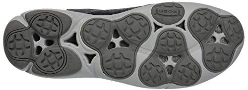U Enfiler Geox C9004 anthracite B Gris Baskets Nebula Homme 6ddwIHZq